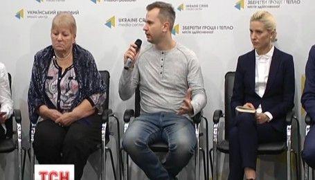 Родичі в'язнів Кремля вимагають призначити відповідальних за переговори по звільненню бранців