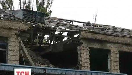 Терористи пішли у наступ на Авдіївську промзону із використанням мінометів та важкої артилерії