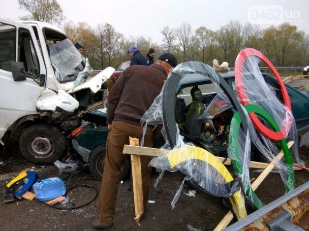Під Черніговом у моторошній лобовій ДТП загинула співачка