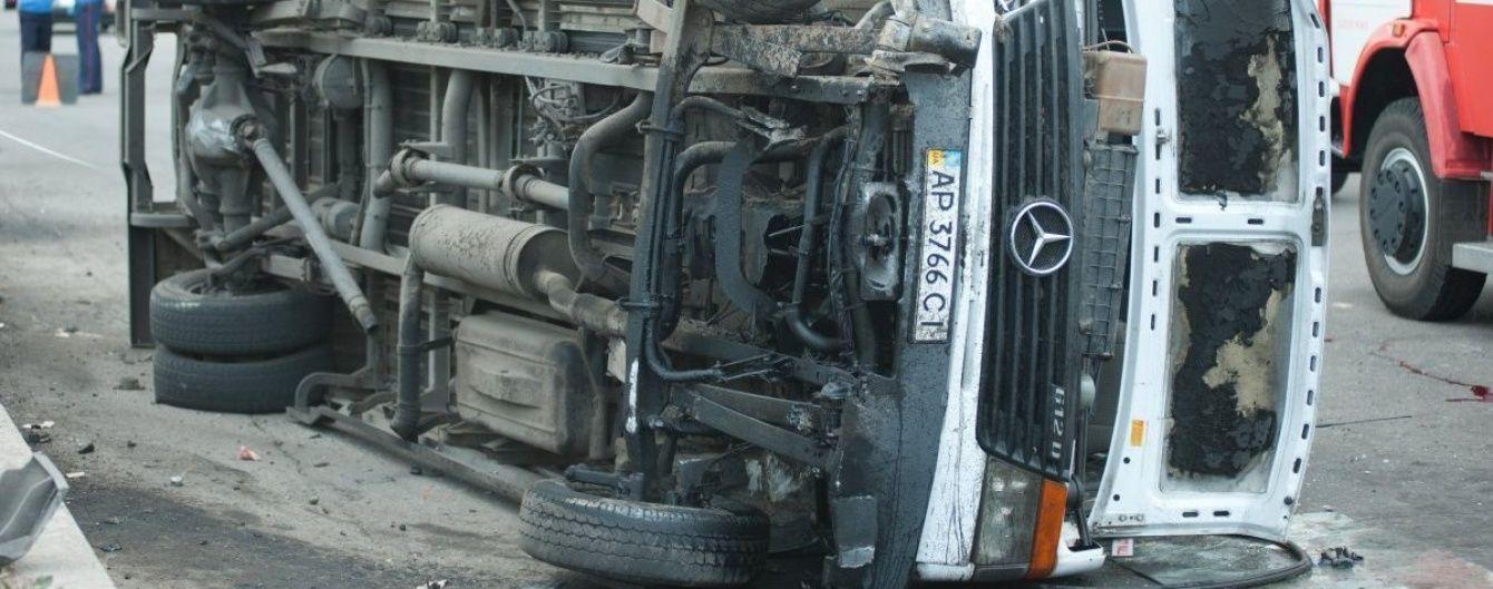 Найсерйозніші аварії в Україні за тиждень