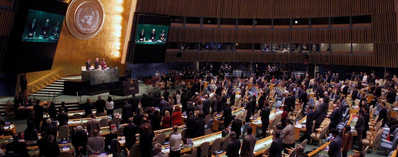 В ООН Білорусь намагалася заблокувати розгляд української резолюції щодо Криму