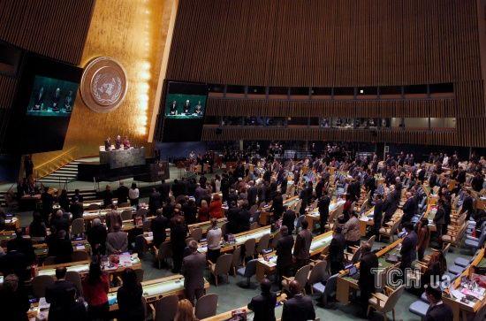 Збройний конфлікт між Україною та РФ і права людини: 5 основних положень резолюції ООН щодо Криму