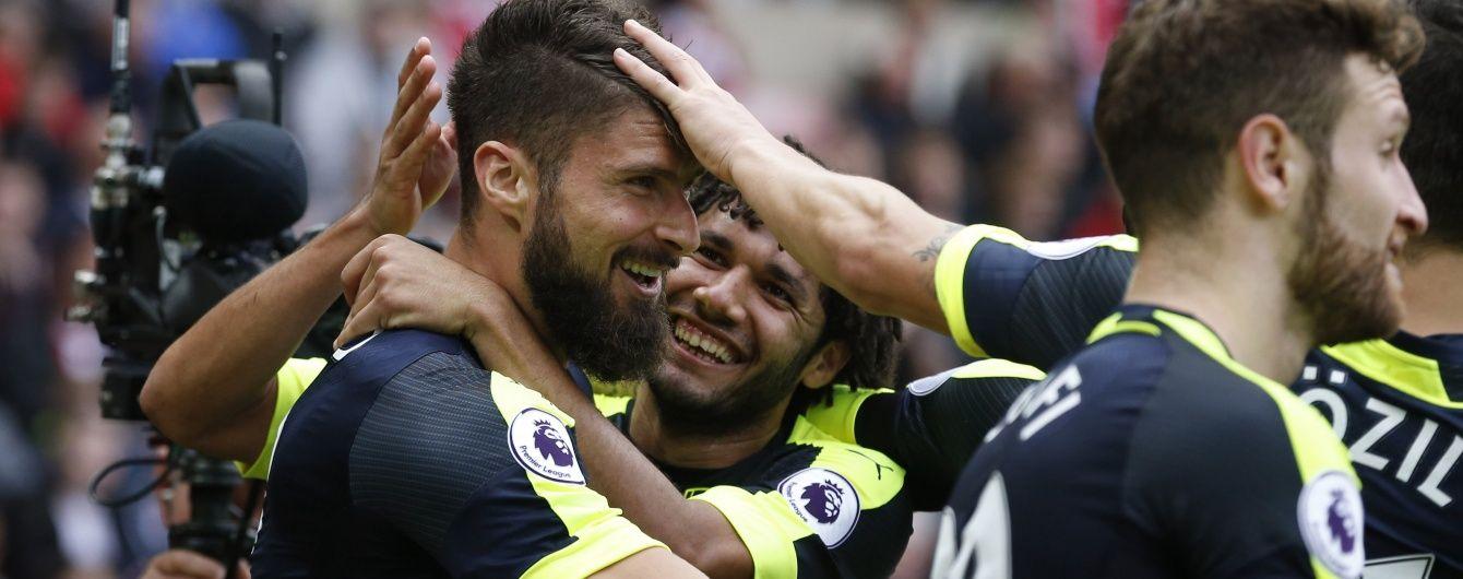 """""""Чорні коти"""" на фарт. """"Арсенал"""" повернувся на вершину чемпіонату Англії"""