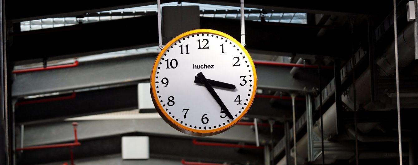 Украина переходит на летнее время: когда и как переводить стрелки часов