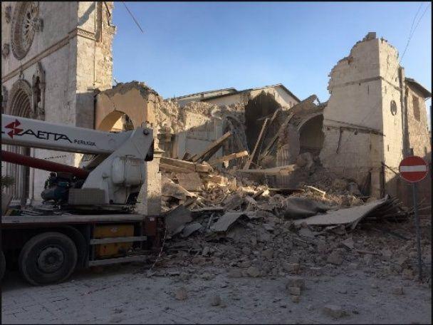 Італію сколихнув потужний землетрус