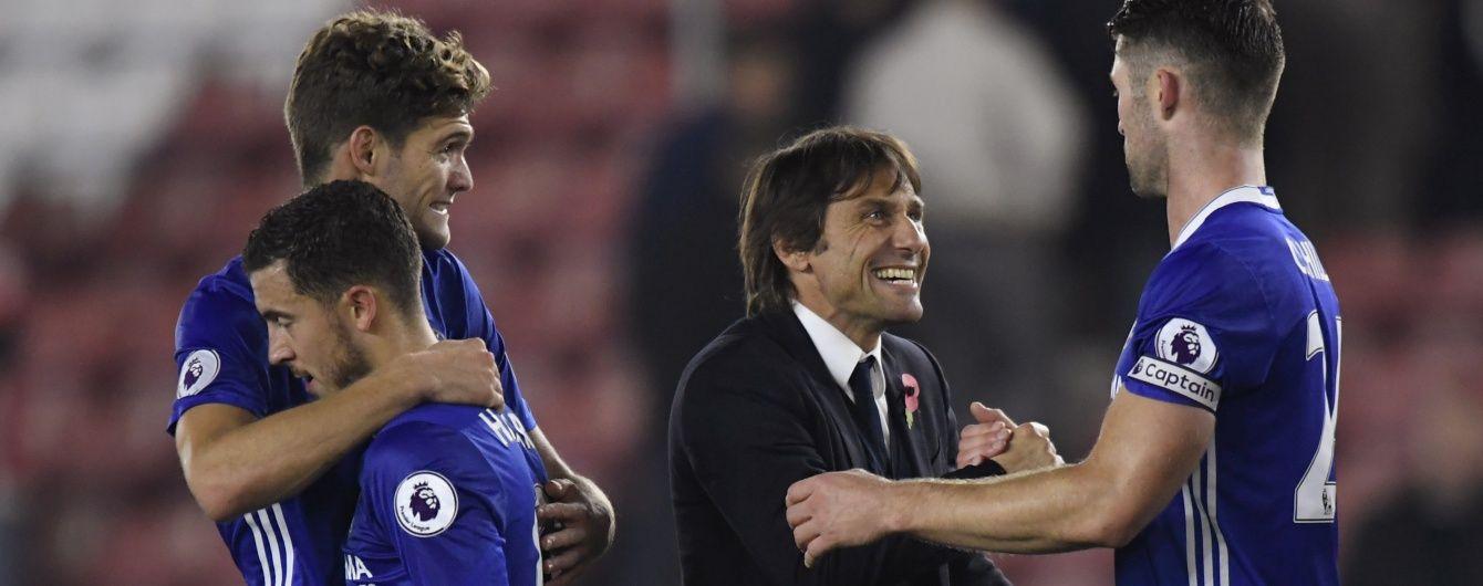 """""""Челсі"""" здобув перемогу і повернувся до четвірки лідерів чемпіонату Англії"""