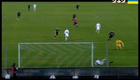 Роман Яремчук забил самый быстрый гол в истории чемпионатов Украины. Видео гола
