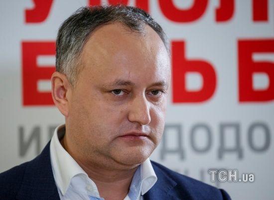 Артистів із РФ і депутата Держдуми не пустили до Молдови: Додон обурений