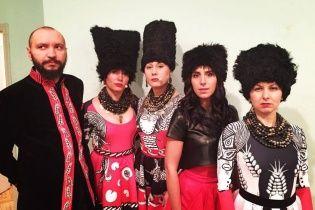 """Джамала записала """"містичний"""" трек із етно-хаос гуртом """"ДахаБраха"""""""