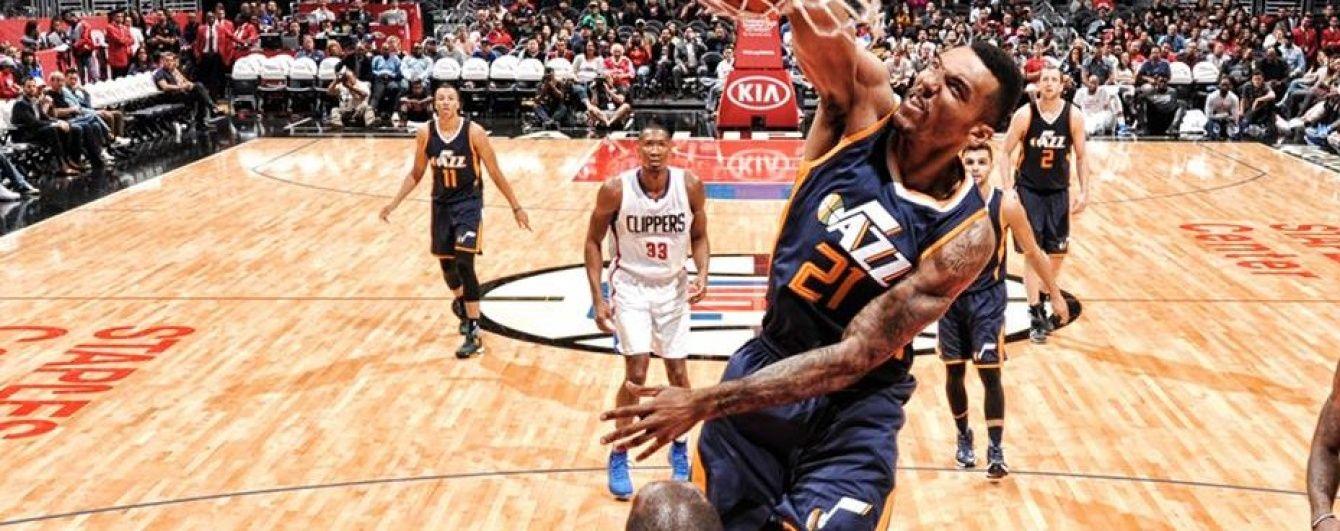 Українець Боломбой дебютував в НБА