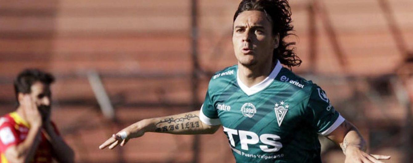 В Чилі футболіст видерся на трибуну і вдарив фаната ногою в голову