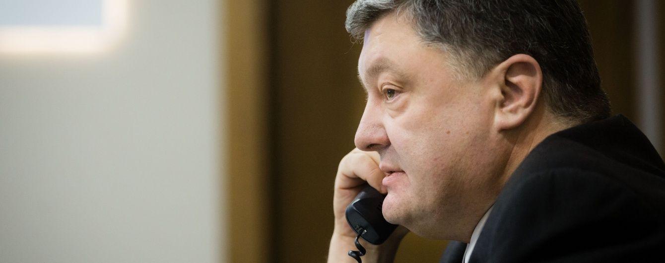 В українському МЗС прокоментували провокацію з телефонною розмовою Порошенка і Атамбаєва