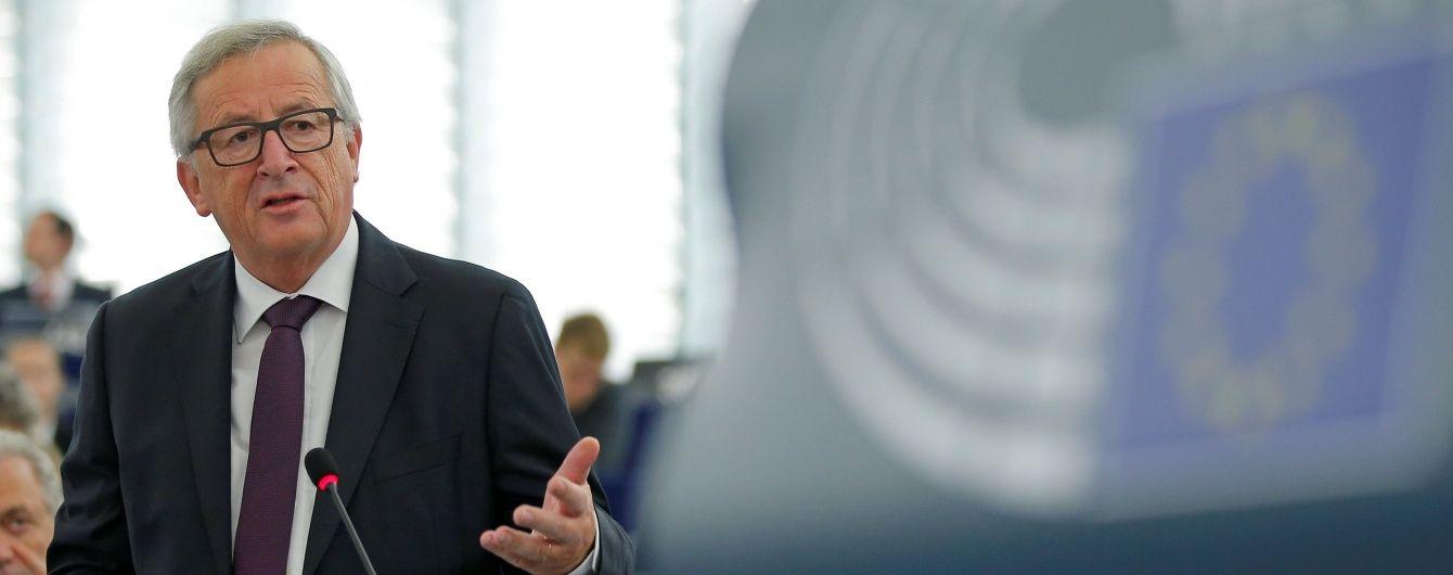 Президент Єврокомісії закликав країни-члени ЄС надати Україні безвіз до кінця року