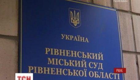 В Ровно активисты возмущены решением судьи по делу нетрезвого водителя-иностранца