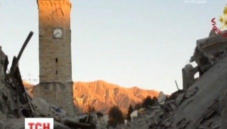 Очередное землетрясение в Италии назвали сильнейшим за последние 35 лет