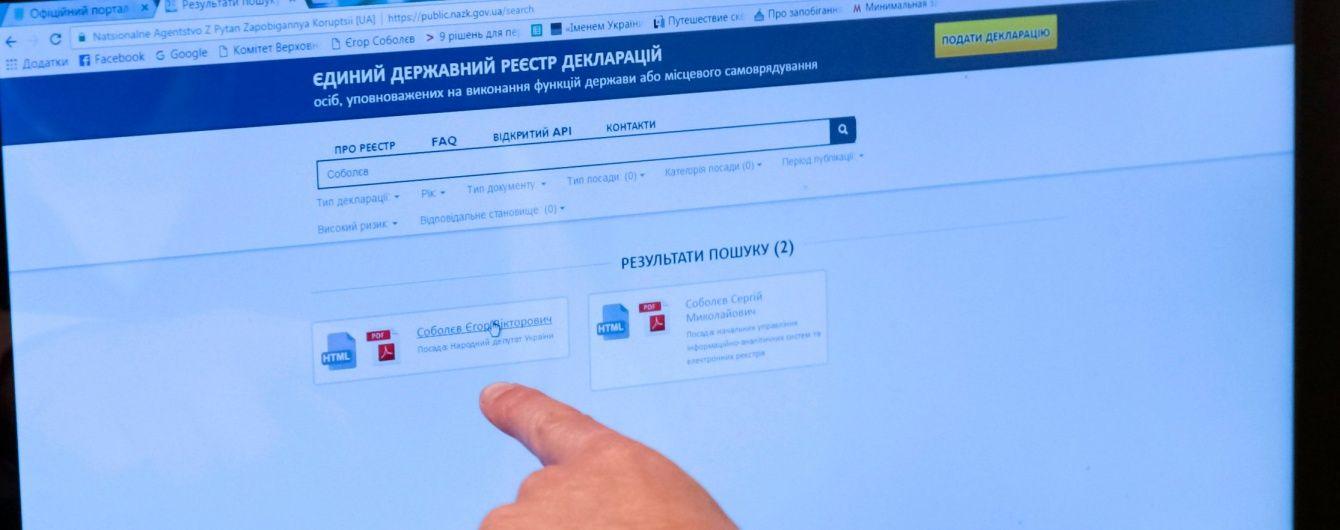МВФ запідозрив українських чиновників у приховуванні майна від е-декларування – голова НАЗК