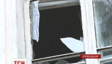 Врачи борются за жизнь военных, пострадавших при взрыве в Кропивницкому