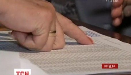 В Молдове прокремлевский кандидат получил большинство в первом туре президентских выборов