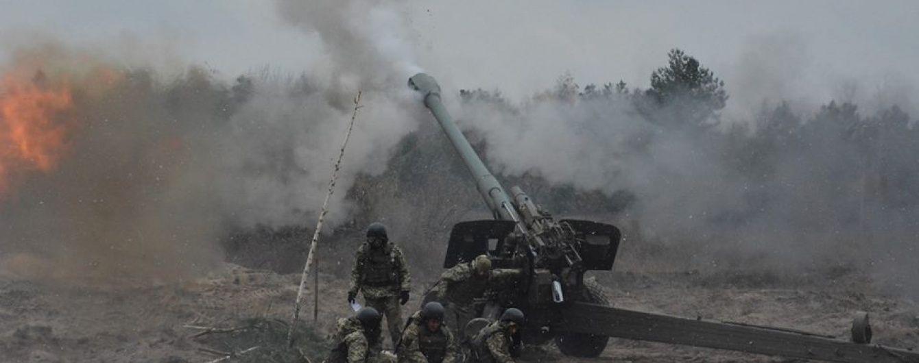 Одна контузія: військові пережили найпотужніший за останній час обстріл Світлодарської дуги