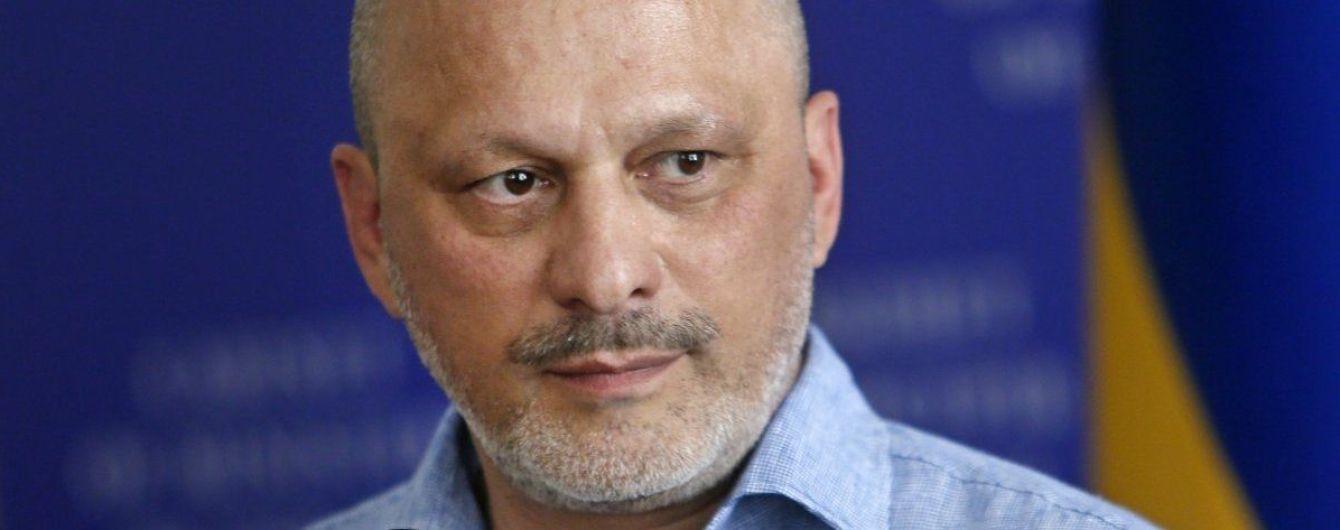Гендиректор НТКУ Аласанія подав у відставку