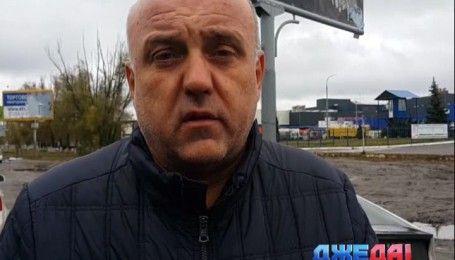 За нарушение ПДД копы остановили подполковника полиции