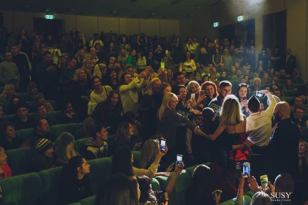 Незважаючи на провокації, LOBODA відіграла в Сумах гучний концерт