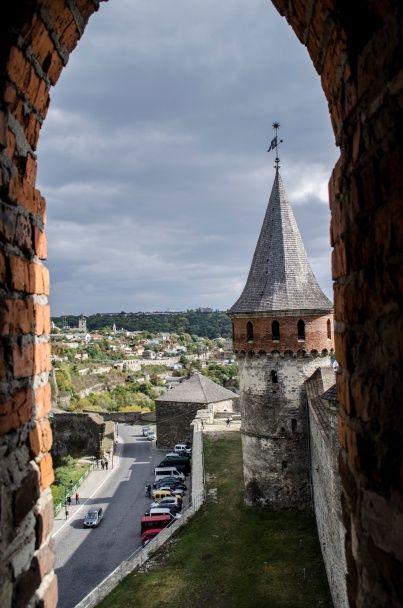 Старовинний Кам'янець-Подільский: вражаюче місто з магічною атмосферою