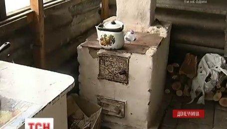 Буржуйки и дрова в многоэтажках: как выживает Красногоровка зимой