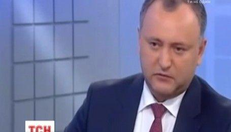 Под крылом Кремля: как изменятся отношения Молдовы и Украины в случае президентства Игоря Додона