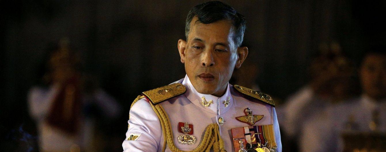 Стало відомо, коли новий король Таїланду зійде на престол