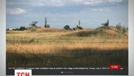 Появилось видео, которое показывает наращивание военного присутствия России в Крыму