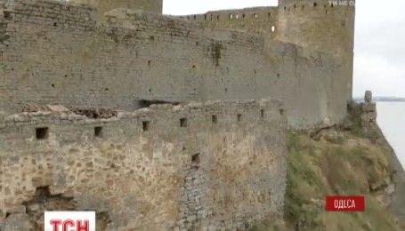 В Белгород-Днестровском может обрушиться северная стена Аккерманской крепости