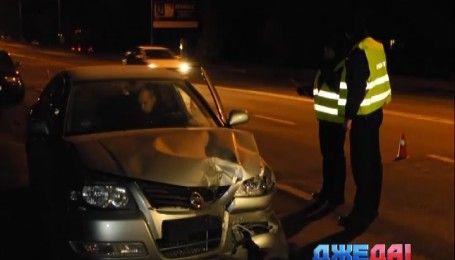 Пьяная компания совершила жуткую аварию в Киеве