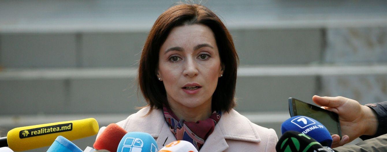 """Кандидат в президенти Молдови різко відреагувала на слова опонента про """"російський"""" Крим"""