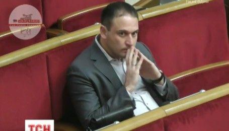 Тур на 135 тысяч евро и таблетки: Допкин попал в наркотический скандал прямо в стенах ВР