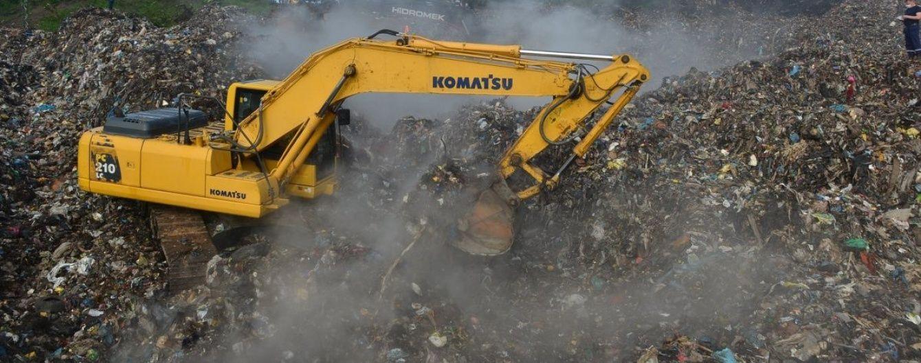 Екологи здійснили моніторинг Грибовицького сміттєзвалища