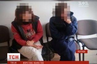 На Полтавщині сестри-близнючки вбили чоловіка, а потім вихвалялися цим таксистові
