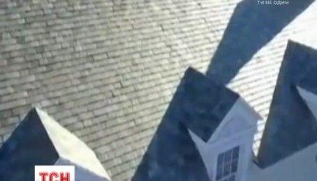 """В компании Tesla разработали """"солнечную крышу"""", которая отапливает дом"""