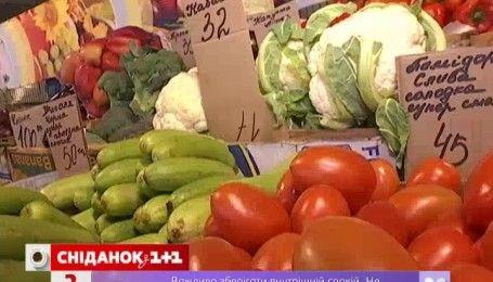 Ціна на овочі може значно зрости