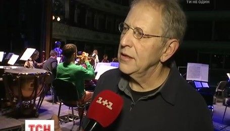 Відомий на весь світ музикант Шломо Мінц виступив у Києві