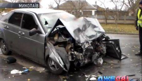 ДТП с дорог Украины - ДжеДАИ за 2 ноября 2016 года