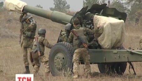 """""""Боги війни"""": артилеристи та ракетники відзначають професійне свято"""
