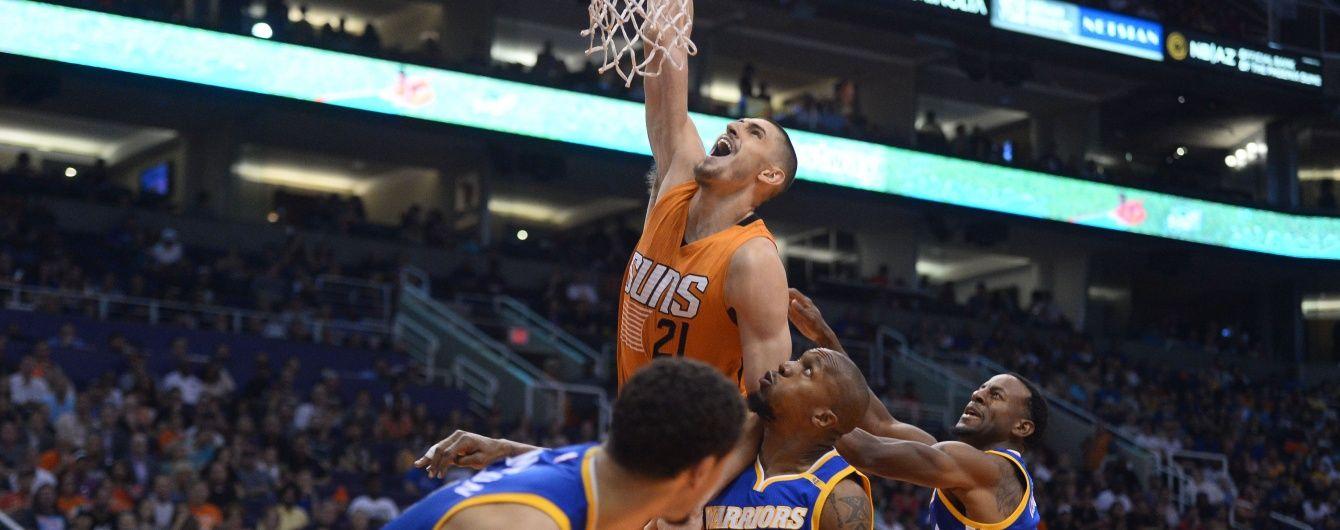 Українець Лень провів класний матч в регулярному чемпіонаті НБА