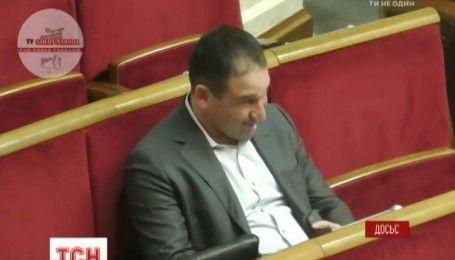 Добкин проигнорировал тест на наркотики: не явился в Раде и не отвечал на звонки
