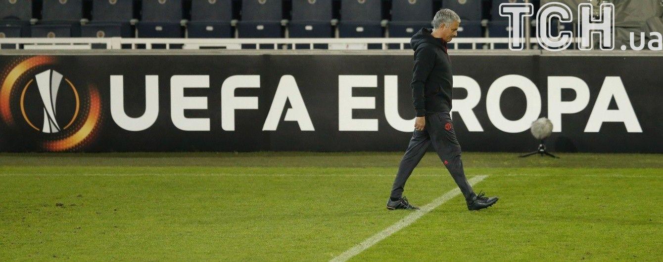 """У соцмережах висміяли Моурінью і """"Манчестер Юнайтед"""" після поразки від """"Фенербахче"""""""