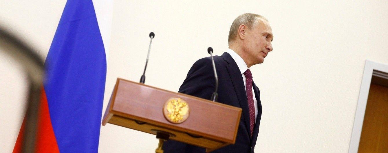 Путин отвел место Украине в новой концепции внешней политики России