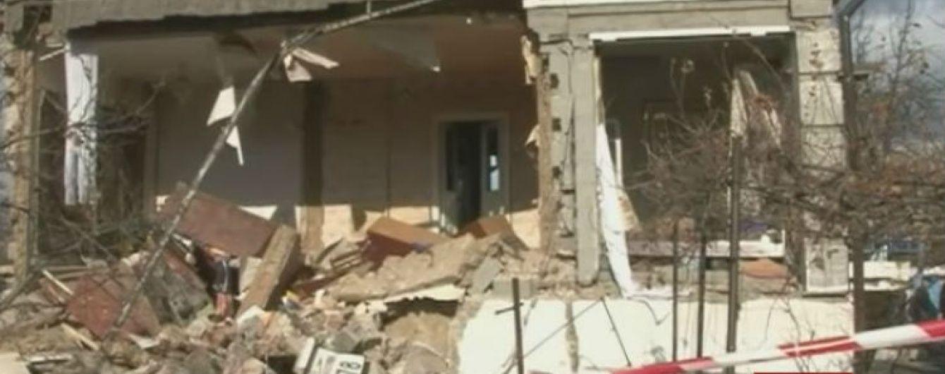 У Дніпрі вибухнув приватний будинок