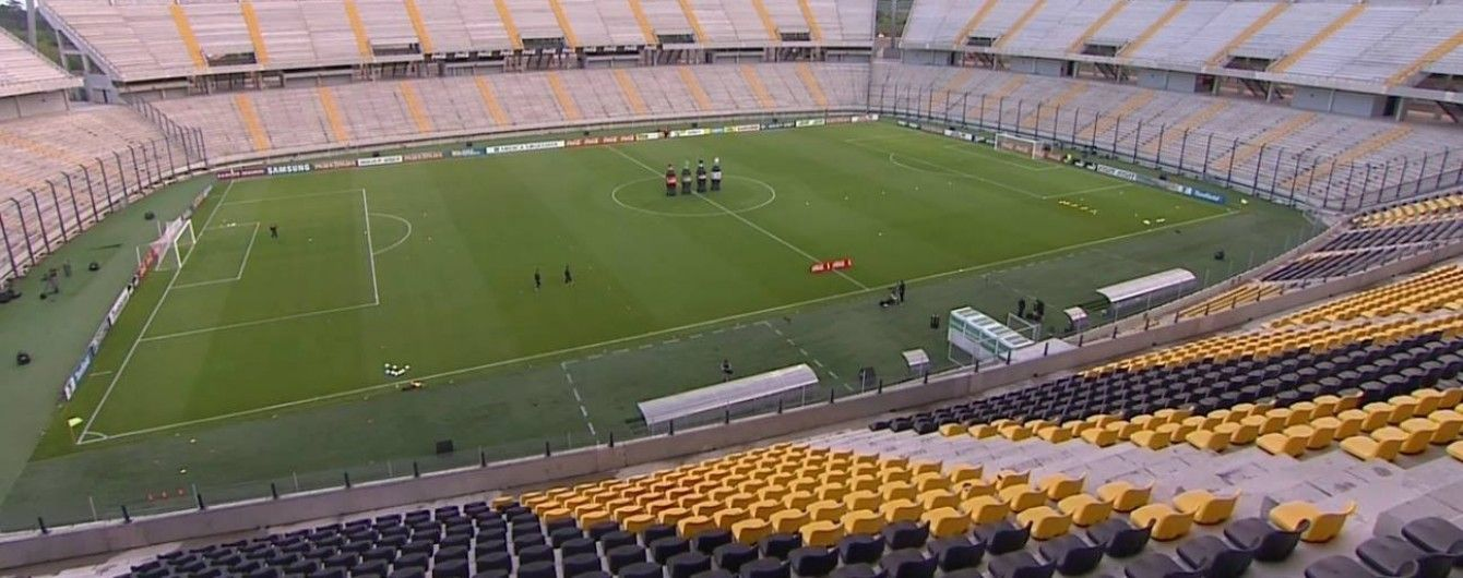 В Уругваї зупинили чемпіонат країни з футболу через вбивство фаната