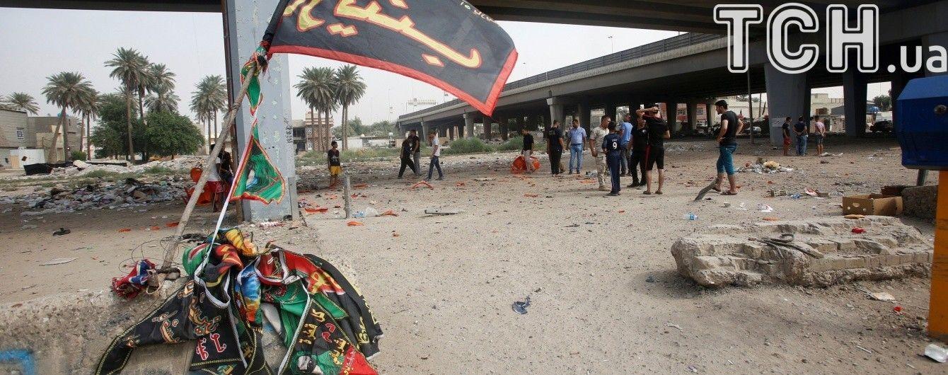 У Багдаді не спокійно: під час серії вибухів загинули та поранені десятки людей