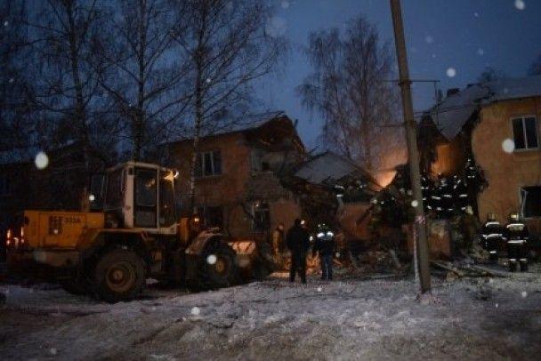 У Росії внаслідок вибуху у житловому будинку загинули п'ятеро осіб